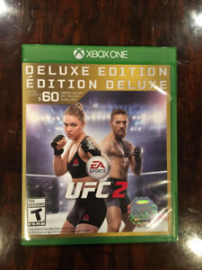 UFC 2 for XBOX