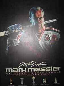 Hockey - Mark Messier MVP 1992 - Match des Étoiles Montréal