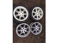5x114.3 honda civic type r wheels