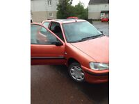 Lovely super low mileage Peugeot 106 for sale