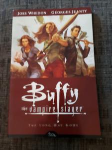 Buffy the Vampire Slayer Graphic Novel