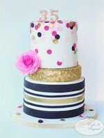 Your special day is memorable with Cake & Beyond