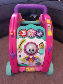 Little Tikes baby walker and Vtech Activity table