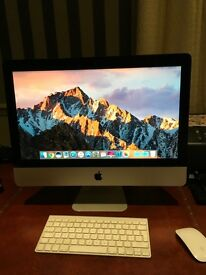 APPLE iMac 21.5 inch (mid 2010) 3.06 ghz intel core i3 computer