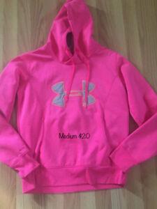Woman's name brand hoodies ***