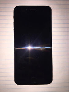APPLE IPHONE 6 16GB SPACE GREY ROGERS/CHATR