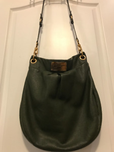 Marc by Marc Jacobs Pebbled leather hobo purse