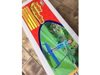 junior trampoline with handle NEW BOXED