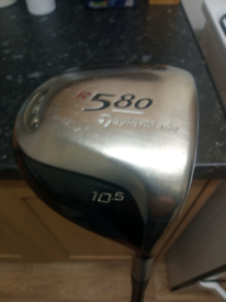 Golf clubs Driver and lob wedge