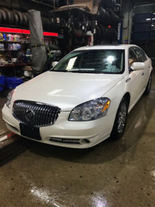 2011 BUICK LUCERNE CXL - LUXURY FOR ONLY $7900.00 CERTIFIED!