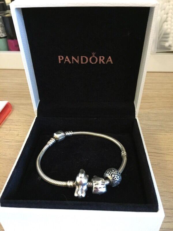 Pandora bracelet in box in Swindon Wiltshire Gumtree : 86 from www.gumtree.com size 600 x 800 jpeg 45kB