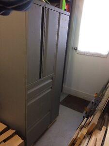 TEKNION High Quality multipurpose, garage, metal cabinet - $300