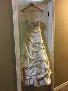 Beautiful Couture Wedding Dress Kitchener / Waterloo Kitchener Area image 8