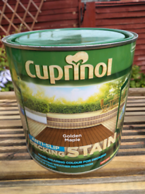 Cuprinol anti-slip decking stain 2.5ltr