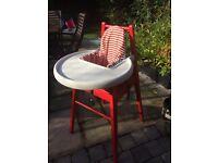 IKEA Blåmes high chair