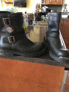 Mens Harley Davidson Boots mint condition