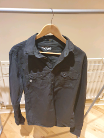 Jack Jones Navy Shirt. for sale  Birmingham City Centre, West Midlands