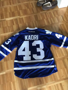 Toronto Maple Leafs Jersey - Kadri - Size: Small