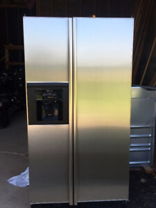 Whirlpool Gold Stainless Double Door Refrigerator