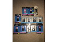 Joblot 13 iPod nano cases