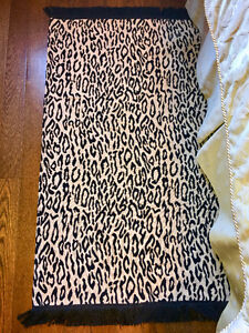 LEOPARD PRINT SCATTER RUGS Kitchener / Waterloo Kitchener Area image 1