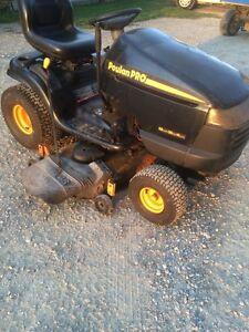 Poulin Pro Riding Mower Stratford Kitchener Area image 2