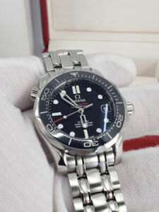 OMEGA SEAMASTER DIVER 300M CO-AXIAL (36.25 MM) - James Bond 007
