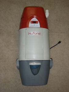 Aspirateur central vacuum Nutone