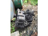 Vw bora golf passat etc 6 speed tdi gearbox