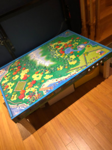 Thomas Table and Full Train Set for Sale!