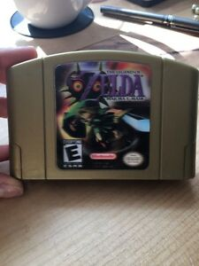 Majora's Mask Nintendo 64 Kitchener / Waterloo Kitchener Area image 1