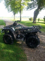 Yamaha Grizzly 600 Mudding Quad & Redbull kart Package!!!!!