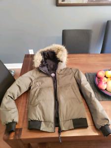 Manteau d'hiver Canada Goose pour femme