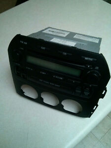 Stock stereo from 2007 mazda mx5 miata