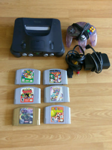 Nintendo 64: Pick and Choose