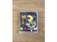 PS3 Toy Story 3 Game