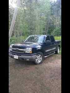 Looking for 2005 Chevy parts truck