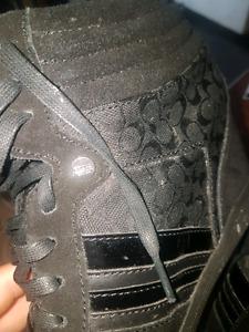 womans coach shoes