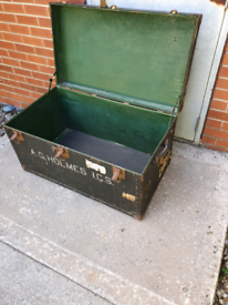 For sale 1940s/1950s military storage box