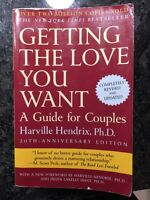 Getting the love you want (u of m textbook)
