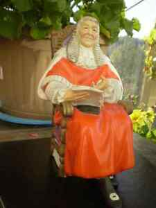 "Royal Doulton Figurine - "" The Judge "" HN2443 Kitchener / Waterloo Kitchener Area image 5"