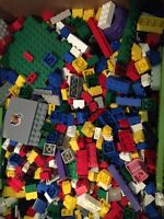 HUGE collection of Mega Bloks (works with Lego)