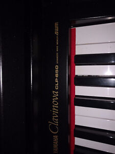 Yamaha clp 650 clavinova Kingston Kingston Area image 2