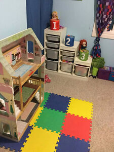 Childcare in my NE Home - Room for 2-12 Years old