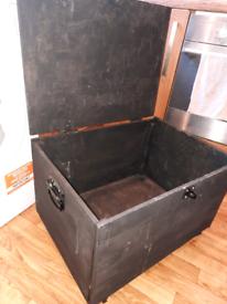 Wheeled storage/tool box
