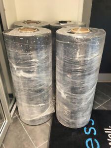 7 Rolls of Recycled Rubber Flooring - All Info in Ad