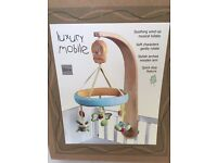 Baby cot luxury mobile