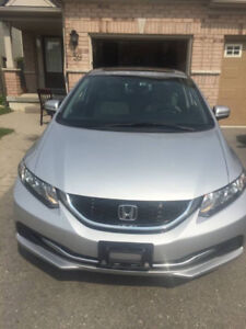 2015 HONDA CIVIC. (FOR SALE)