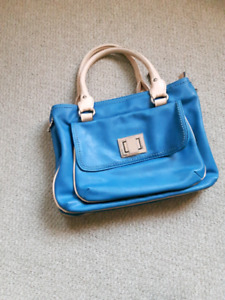 Purse- teal/ blue