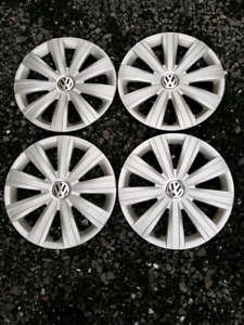 4 Enjoliveurs VW